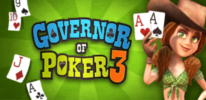 Governor of Poker 3, Game Poker Online Terlaris di Google Play Store