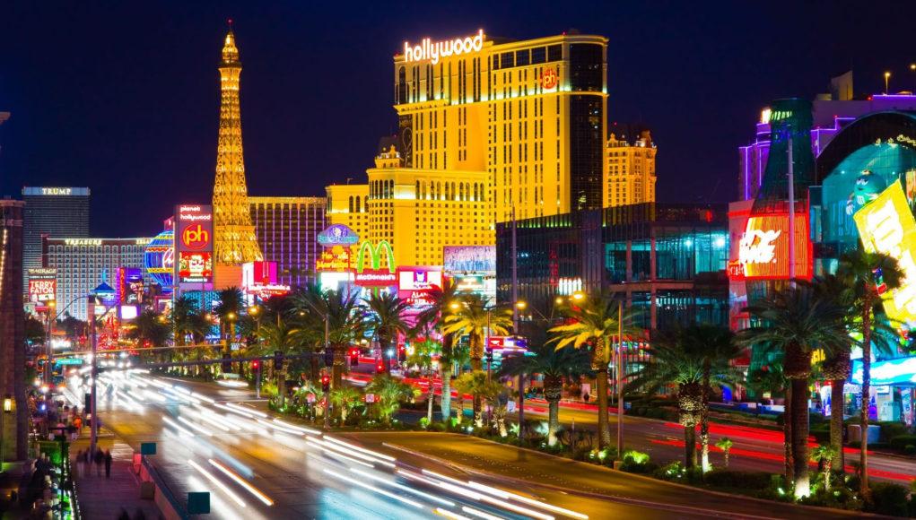 Las Vegas Kota Mafia dan Kehidupan Malam