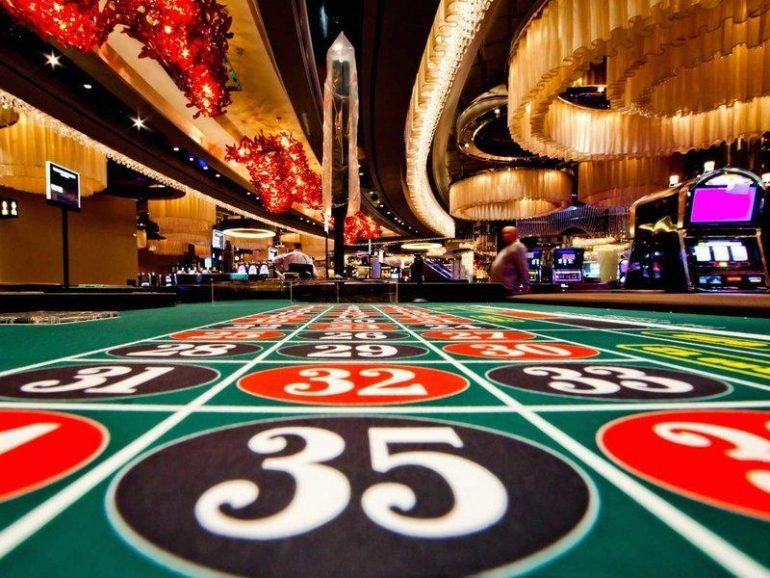 Marina Bay Sands Casino Singapura