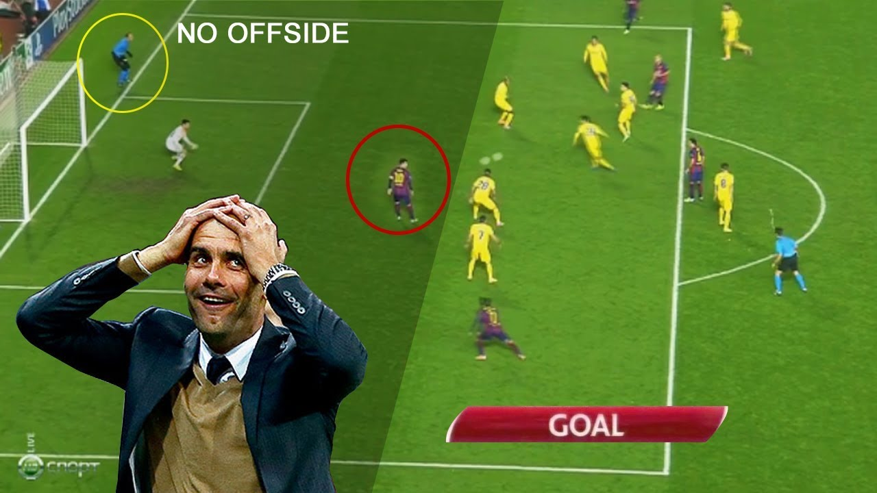 Offside Rules and Free Kicks in Soccer Games